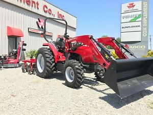 Massey Ferguson 2705e Utility Tractor 0 Financing Free Delivery No Sales Tax