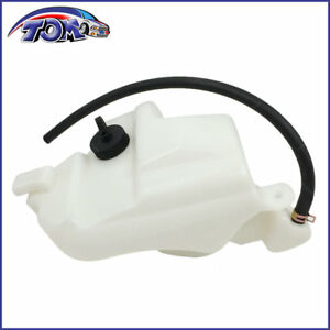 New Radiator Coolant Tank Reservoir For Nissan Altima Maxima Quest 2002 2008