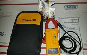 Fluke I1010 Ac dc Current Clamp free Shipping