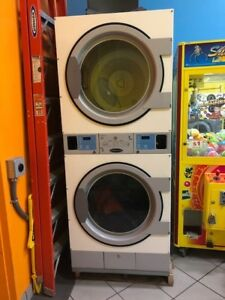 Wascomat Td30x30 Stack Dryers