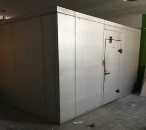 Walk In Combo Box 10x15 Cooler And Freezer