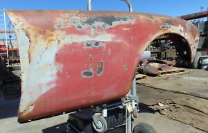 Mga Coupe Right Front Fender nice Solid Rustfree Fender To Work With Mv