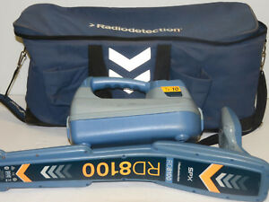 Spx Radiodetection Rd8100 Pdl Tx 10 Pipe Cable Locator