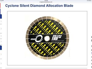 Blade 16 By Cyclone 26mm Segment Silent Core Blade