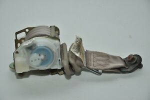 1999 Honda Accord Coupe Driver Left Front Seat Belt Beige Oem 04818 S82 A01zc
