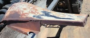 Mg Td Front Right Fender builder Special needs Work great One To Work With Mv