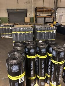 Torch Modified Rubberoid Rolls A Grade Rolls With Full Warranty