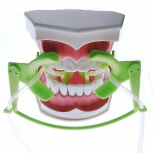 Dental Orthodontic Oral Dry Field System Retractor Lip Cheek Suction System