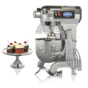 General Gem110 Commercial Nsf All Purpose Planetary Stand Mixer 10 Qt 0 5hp