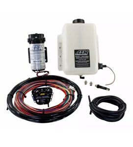 Aem 30 3300 Water Methanol Injection Kit V2 Internal Map With 1 Gallon Tank