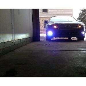 2010 2011 2012 Ford Fusion Xenon Foglamps Foglights Driving Fog Lamps Lights Kit