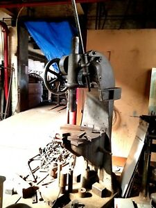 Greenerd No 7 Arbor Press Stamping Forging Smithing Forming