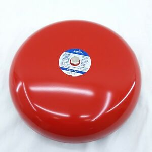 Used Amseco Fire Alarm Gong Bell Msb exb 03 10 6vdc 0 05a