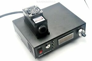 1342nm 100mw Ir Infrared Laser Module Ttl analog Tec Adjustable Lab Power