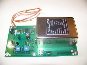10mhz Reference Board For Hp 4194a With Ocxo Model Na3003a Pn 0960 0465 Tested