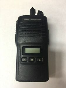 Vertex Standard Vx 180v Radio Used W Out Battery And Antenna