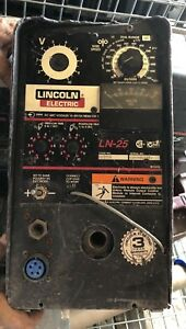 Lincoln Ln25 Wire Feeder