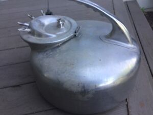 Vintage Stainless Steel Surge Milking Machine Milker Babson Bros Goat Cow
