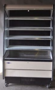 Used Federal Rssm478sc Refrigerated Merchandiser Display Case Free Shipping