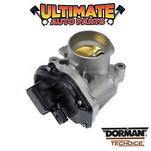 Throttle Body Valve 2 0l 4 Cylinder For 10 13 Ford Transit Connect