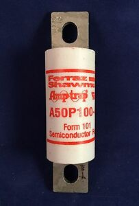 Amp trap A50p100 4 Fuse New