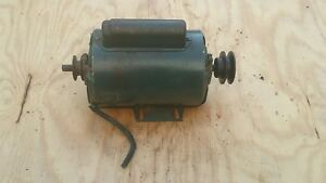General Electric Motor 3 4hp 115volts 3450rpm
