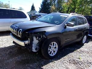 Automatic Transmission 2014 Jeep Cherokee 2 4l 4x4 2 Speed Tcase 3 73 Ratio