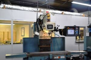 Southwestern Industries Trak Fhm 5 2006 Cnc Bed Mill