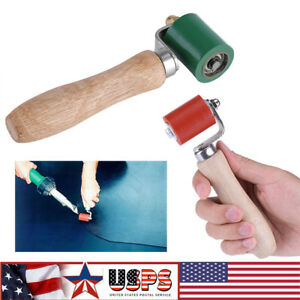 Silicone + Wood Resistant Seam Hand Pressure Roller Roofing PVC Welding Tool US