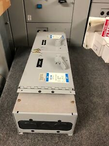 Eaton ch Dead front Switch Fdpbt3244r 200a 240ac W Hardware Used