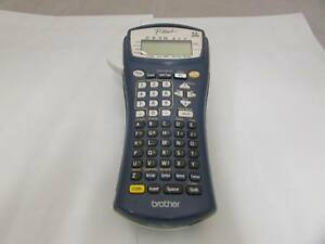 Brother P touch Pt 1400 Portable Thermal Transfer Label Printer Tested