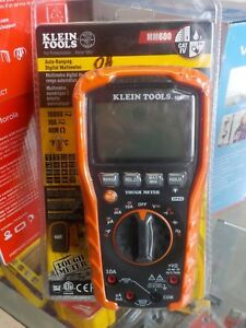 Klein Tools Mm600 Auto ranging 1000v Digital Multimeter new