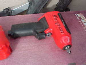 Snap on Mg325 3 8 Drive Air Impact Wrench Socket Driver Tool Snapon Works