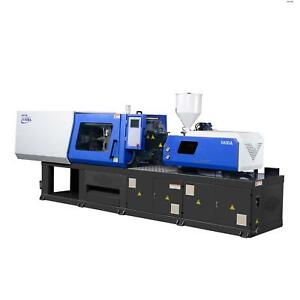 Haida Hd130l Servo Motor Plastic Injection Molding Machine With Dryer Hopper And