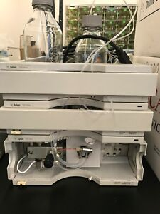 Hp Agilent 1100 Hplc System Quaternary Pump And Degasser