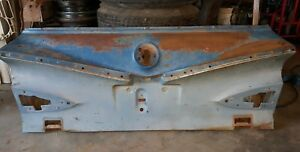 1959 Chevy nomad Brookwood Parkwood Station Wagon Tailgate rust Free