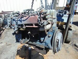 Datsun 280zx Engine Intake Exhaust Etc Complete Takeout Great Compression T