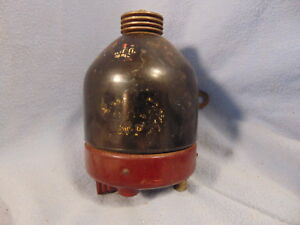 Vintage Hot Rod Coil Bear Brand 6 Or 8 Volt Ford Chevy 1932 1934 1940 Model A
