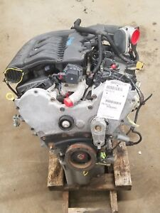 2010 Chrysler 300 3 5 awd Engine Motor Assembly 61 000 Miles No Core Charge
