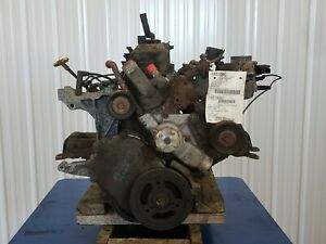 1997 Jeep Wrangler 2 5 Engine Motor Assembly 151 380 Miles No Core Charge