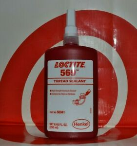 Loctite 569 250ml 8 45oz Thread Sealant Exp 6 2021 Made In The Usa 56941