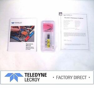 Teledyne Lecroy D600a at 6ghz Differential Probe Adjustable Tip Module warranty