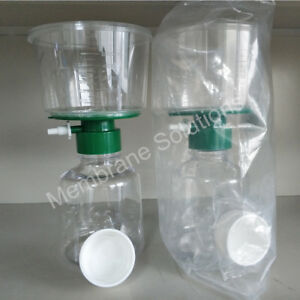 500ml Vacuum Filter System Pes 0 22 m 12 case Sterile Individually Packed