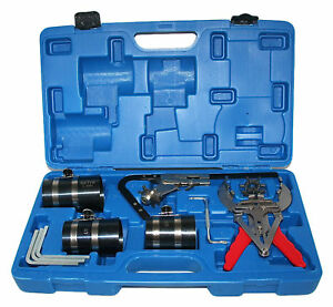 S bprs Piston Ring Service Tool Set Engine Ratchet Cleaning Expander Compressor