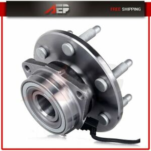 New Driver Or Passenger Side Front Wheel Hub Bearing Assembly For Escalade Ext