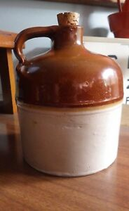 Red Wing Stoneware Glazed Fancy Jug