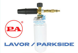 pa Italy Pressure Washer Snow Foam Lance For Lavor New Type Parkside Foamer