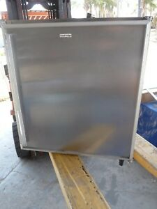 27 Silver King Undercounter Refrigerator Works Great
