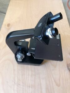 Wild Heerbrugg M20 Microscope With Head And Stage