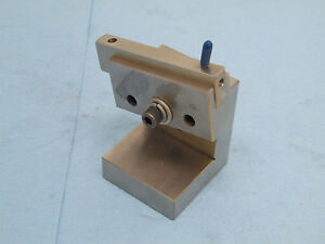 Wheel Dresser Sliding Diamond Dresser Machinist Toolmaker Grind Fixture Precise